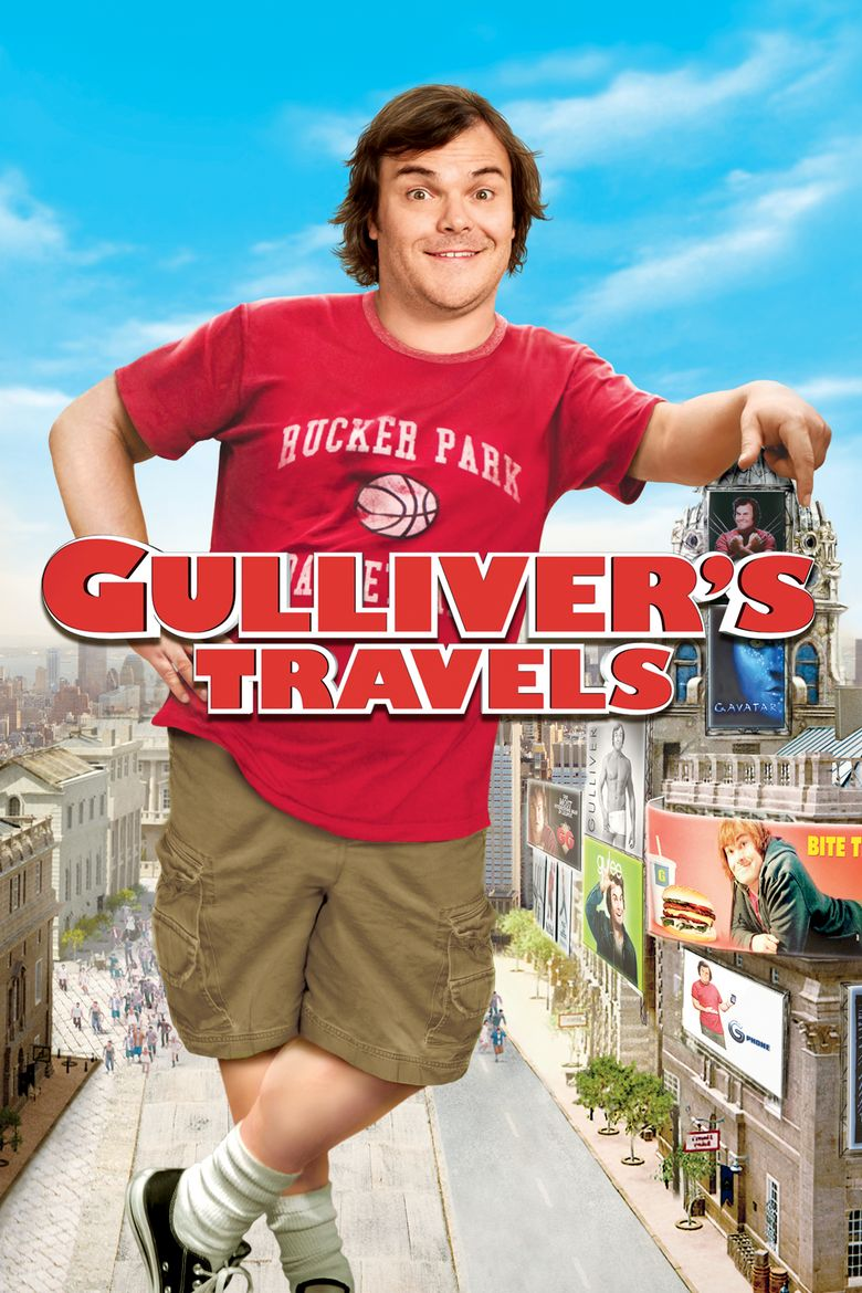 Gulliver's Travels Poster