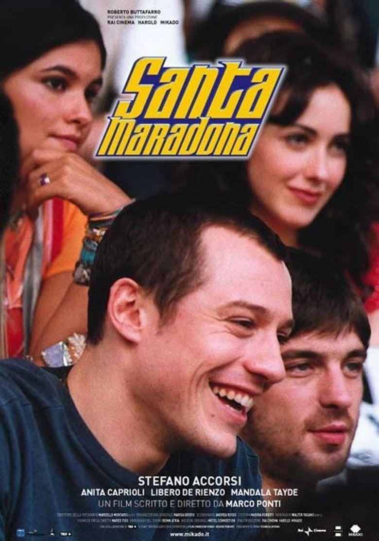 Santa Maradona Poster