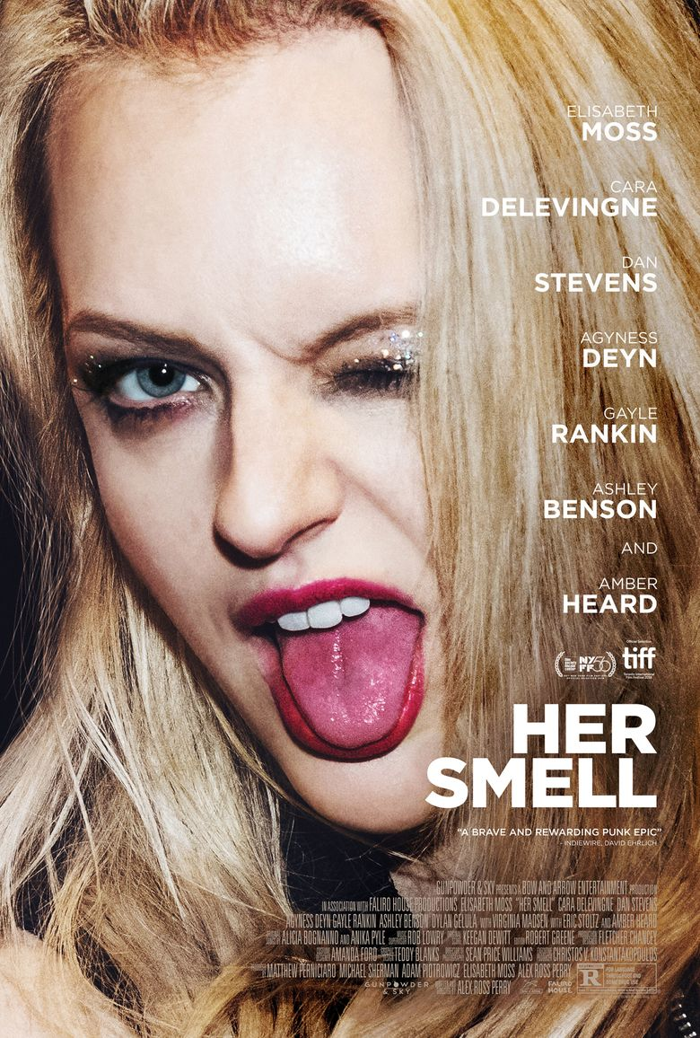 Her Smell Poster