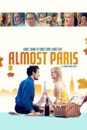Almost Paris Poster