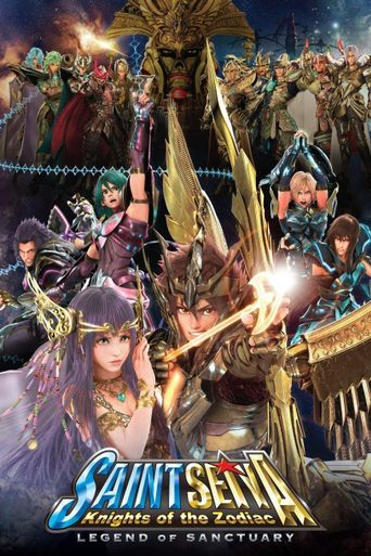 Saint Seiya: Legend of Sanctuary Poster