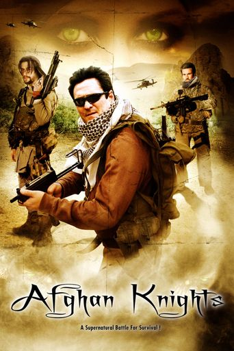 Afghan Knights Poster