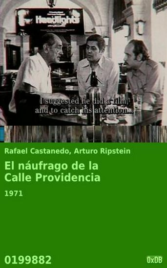 The Castaway on the Street of Providence Poster