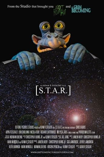 STAR [Space Traveling Alien Reject] Poster