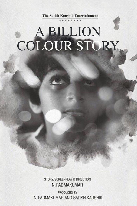 A Billion Colour Story Poster