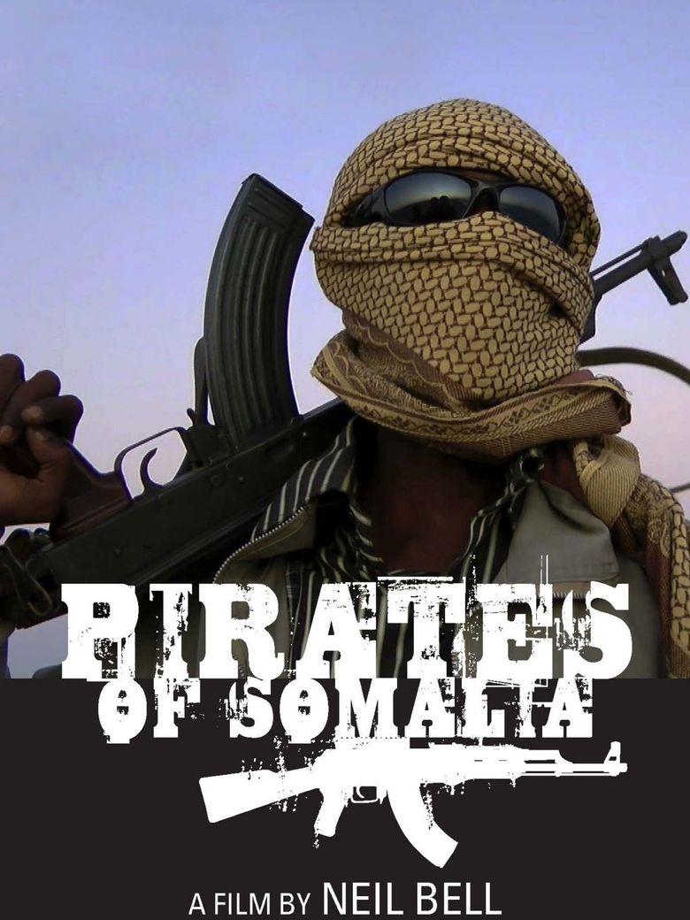Pirates of Somalia Poster