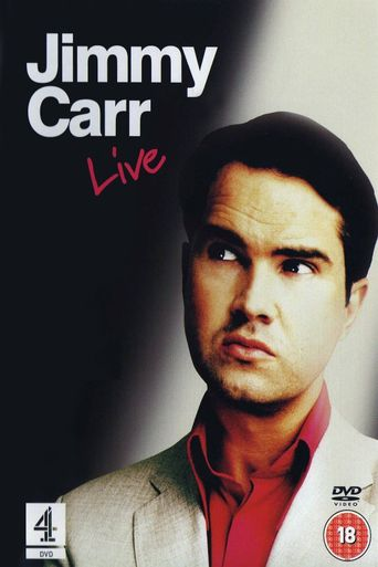 Jimmy Carr: Live Poster