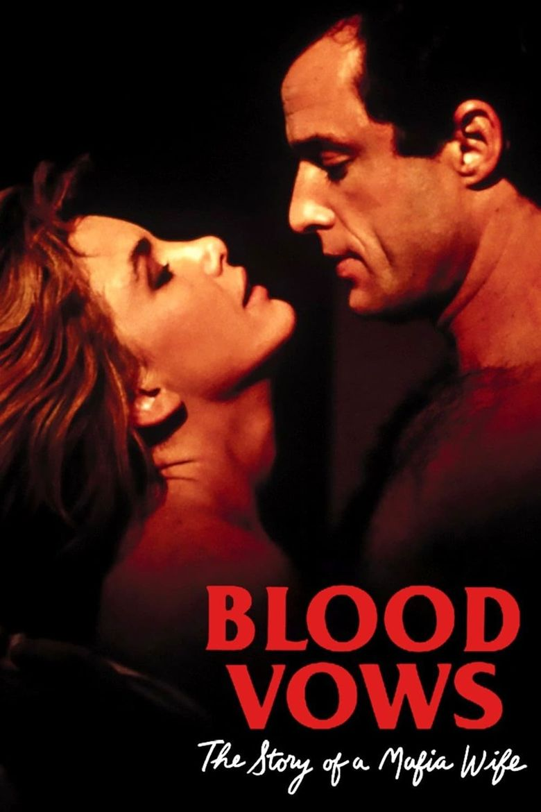 Blood Vows: The Story of a Mafia Wife Poster