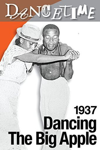 Dancing the Big Apple 1937: African Americans Inspire a National Craze Poster