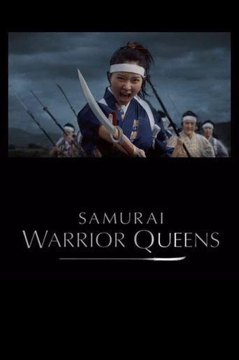 Samurai Warrior Queens Poster