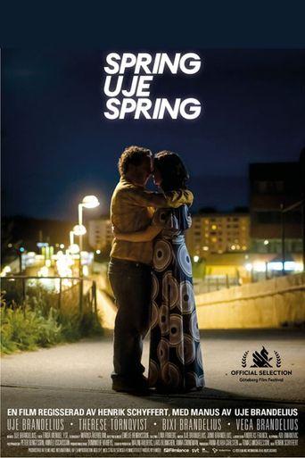 Spring Uje spring Poster