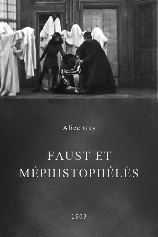 Faust et Méphistophélès Poster