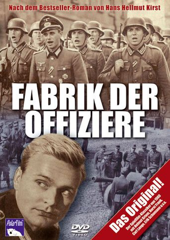 Fabrik der Offiziere Poster