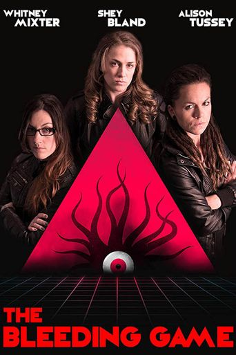 The Bleeding Game Poster