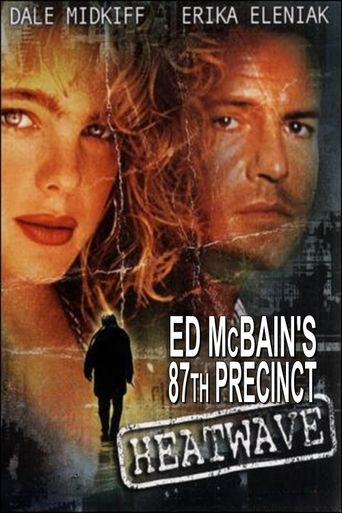 Ed McBain's 87th Precinct: Heatwave Poster