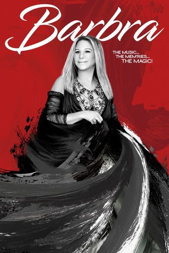Barbra: The Music ... The Mem'ries ... The Magic! Poster