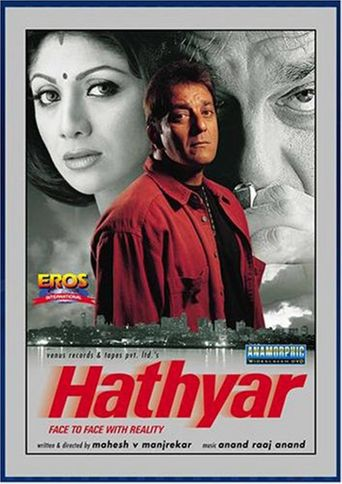 Hathyar: Face to Face with Reality Poster