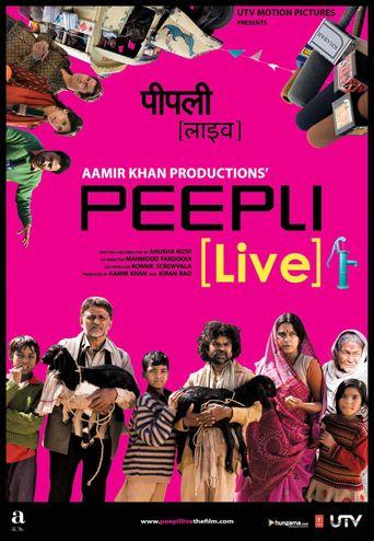PEEPLI [Live] Poster