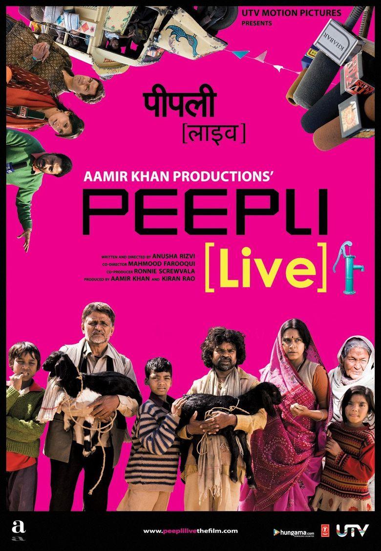 Watch PEEPLI [Live]