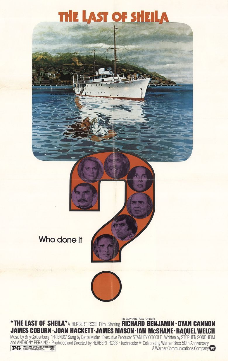 The Last of Sheila Poster