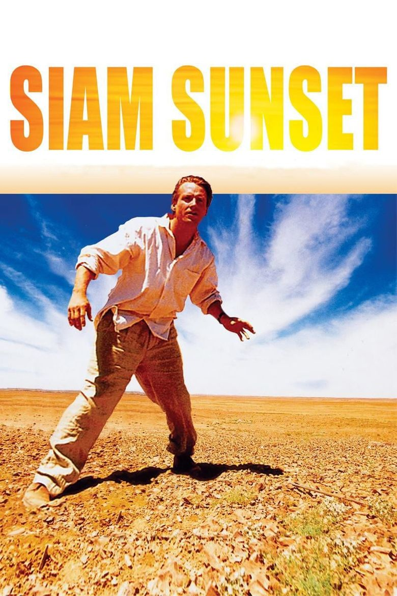 Siam Sunset Poster