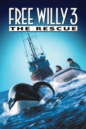 Watch Free Willy 3: The Rescue