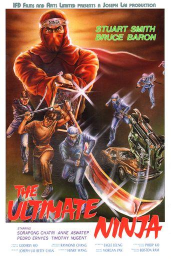 The Ultimate Ninja Poster