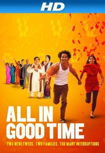 All in Good Time Poster