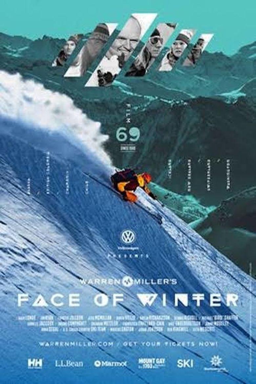 Warren Miller's Face of Winter Poster
