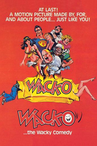 Wacko Poster