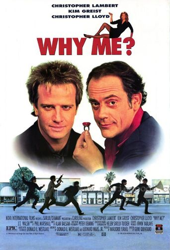 Why Me? Poster