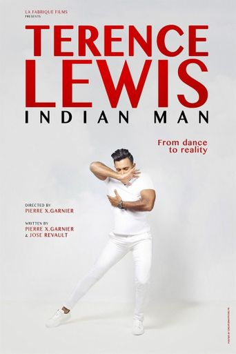 Terence Lewis, Indian Man Poster