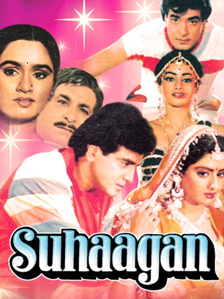 Suhagan Poster