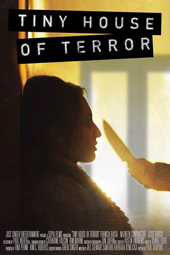 Tiny House of Terror Poster