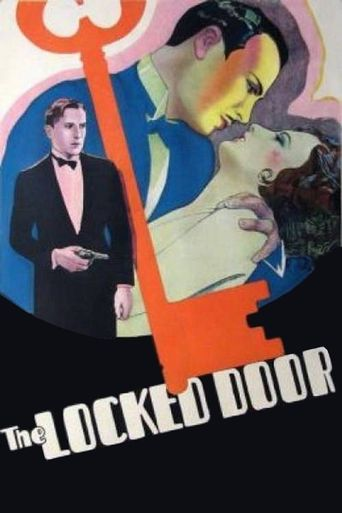 The Locked Door Poster