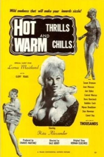 Hot Thrills and Warm Chills Poster