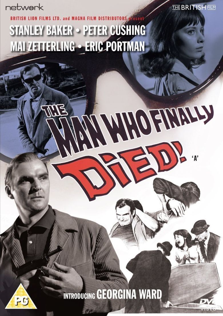 The Man Who Finally Died Poster