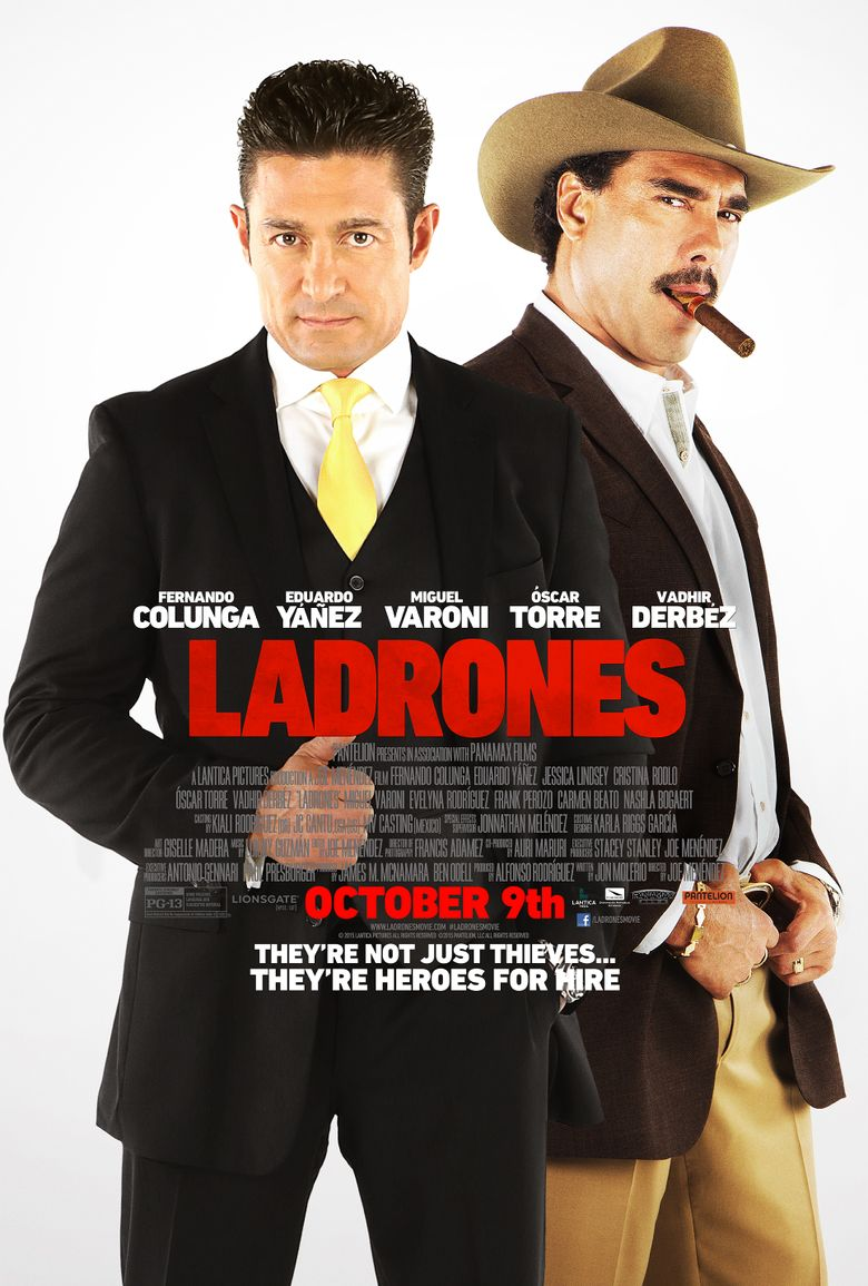 Ladrones Poster