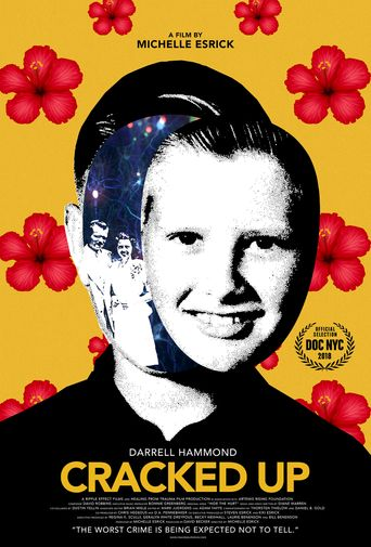 Cracked Up: The Darrell Hammond Story Poster