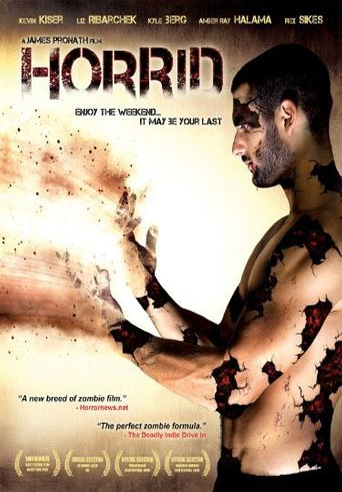 Horrid Poster
