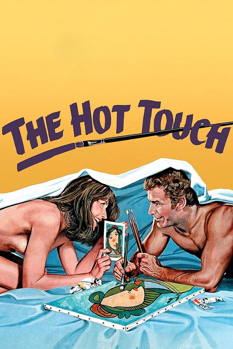 The Hot Touch Poster