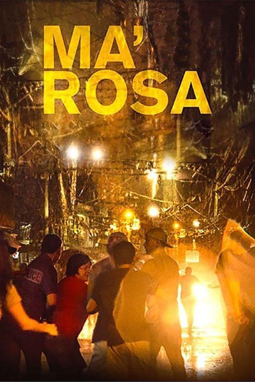 Ma' Rosa Poster