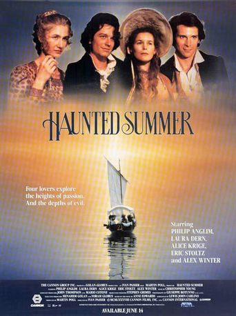 Haunted Summer Poster