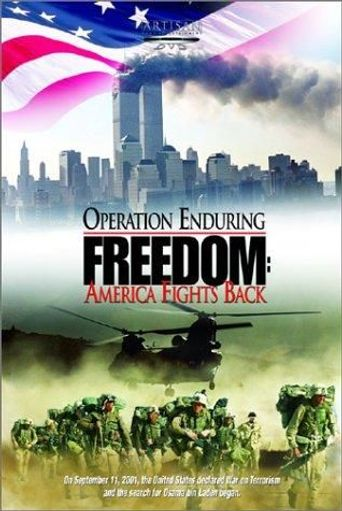 Operation Enduring Freedom Poster