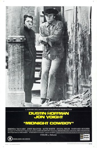 Watch Midnight Cowboy