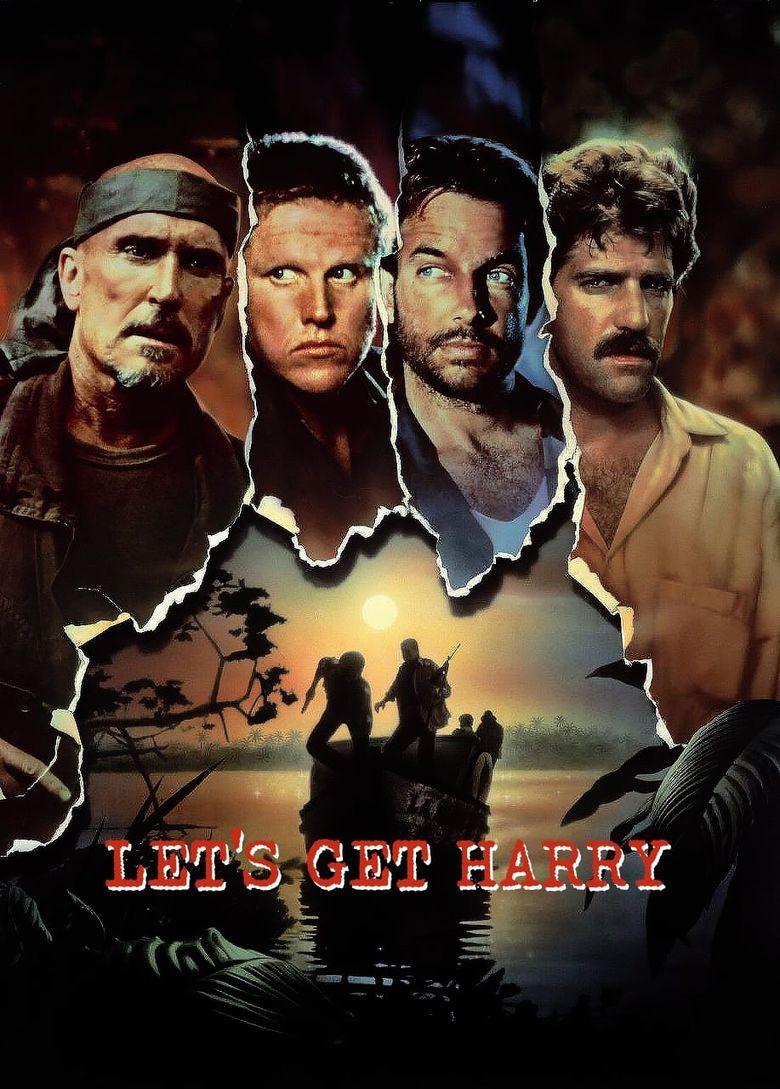 Let's Get Harry Poster