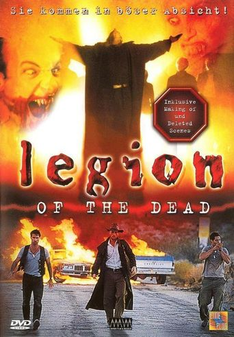 Legion of the Dead Poster
