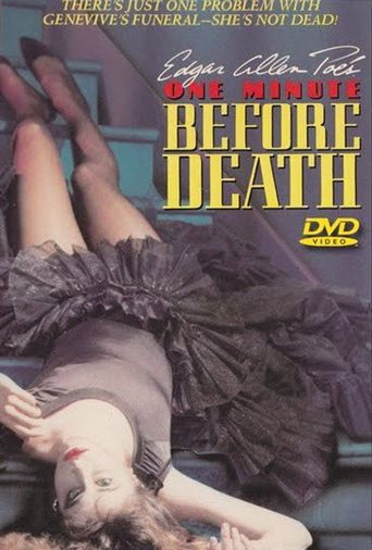 One Minute Before Death Poster