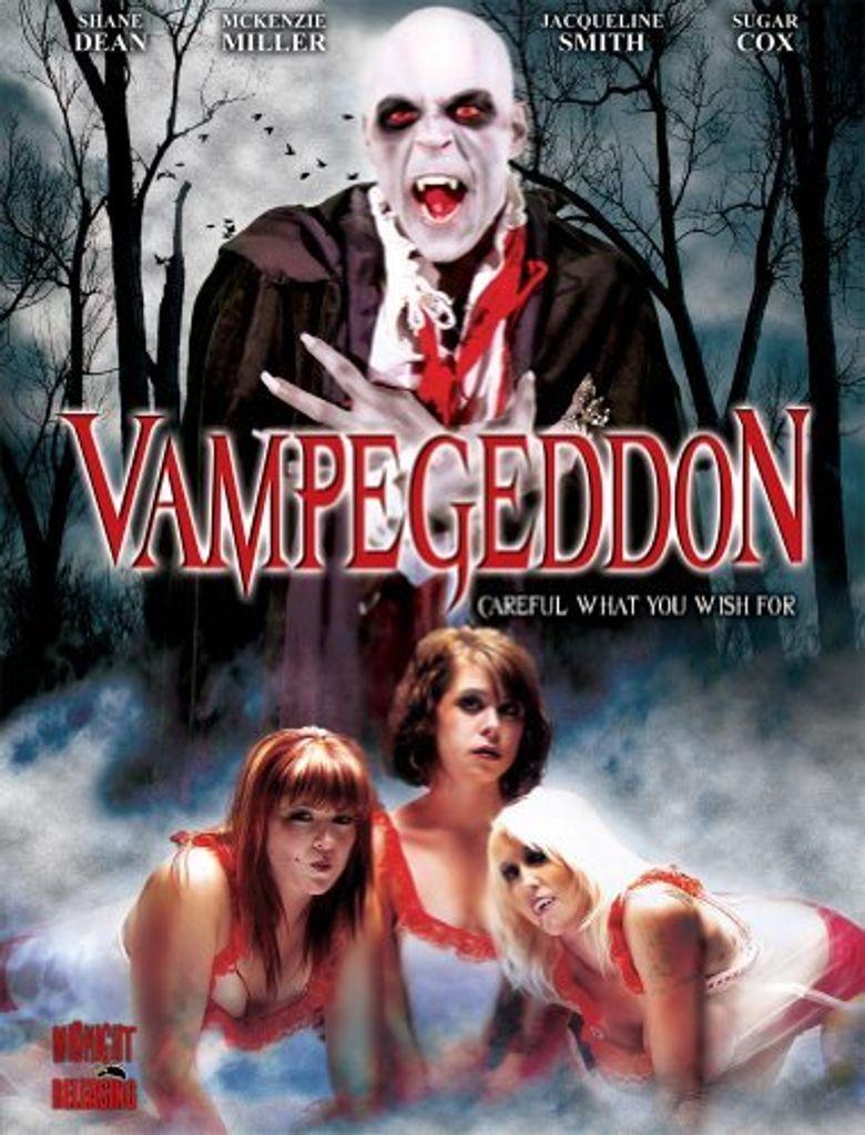 Vampegeddon Poster