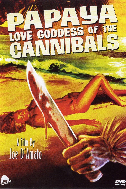Papaya: Love Goddess of the Cannibals Poster